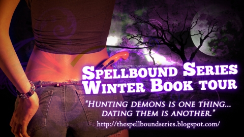 Spellbound Series – Winter Book Tour
