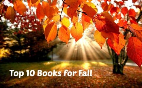 Top 10 Fall books