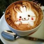 Latte bunny