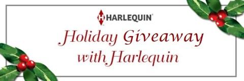 Harlequin Holiday Giveaway