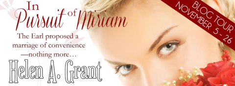 In Pursuit of Miriam banner